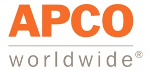 Global public relations and public affairs firm APCO Worldwide, which has a significant cleantech practice