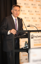 Dow Constantine, King County Executive