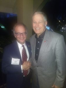 Governor and Tom